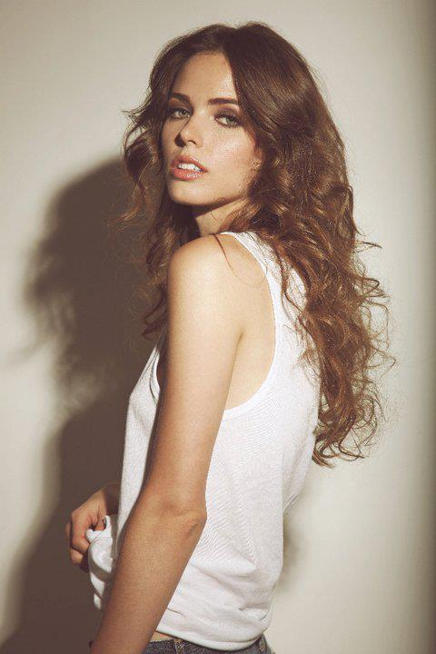 Jan 23, 2012 Ph: Davis McDanis MUA/Hair: Nicole Valentine