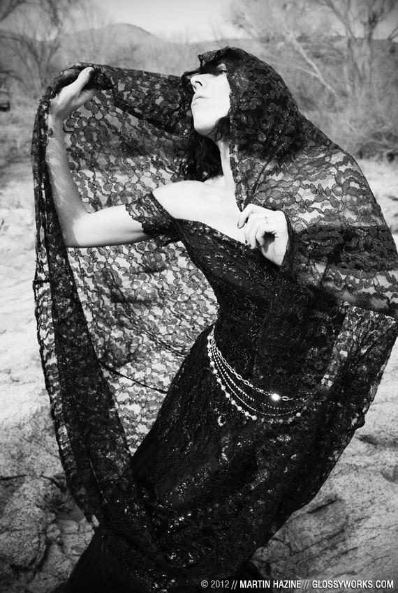 Female model photo shoot of Teresa Myers by Martin Hazine