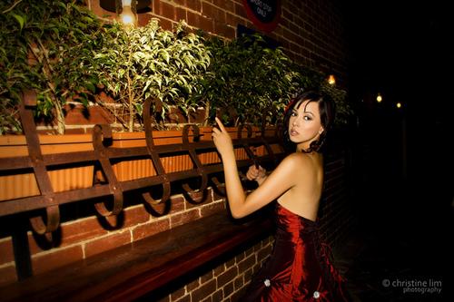 Female model photo shoot of chantelle james