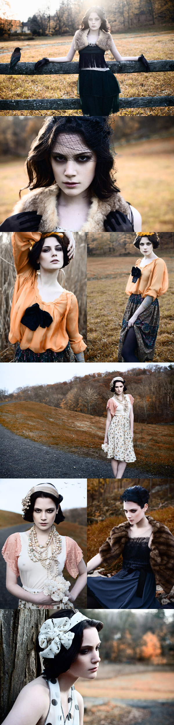 Jan 25, 2012 Clothing and styling by Anna Pitchouguina Hauntress