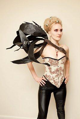 Female model photo shoot of Phee - hair designer