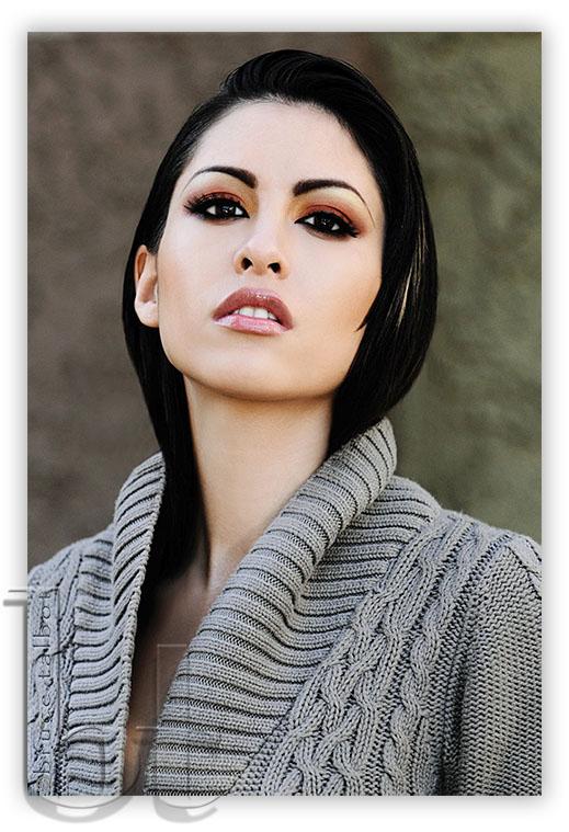 Roilux studio Jan 27, 2012 makeup by Al Amaya Chapoy