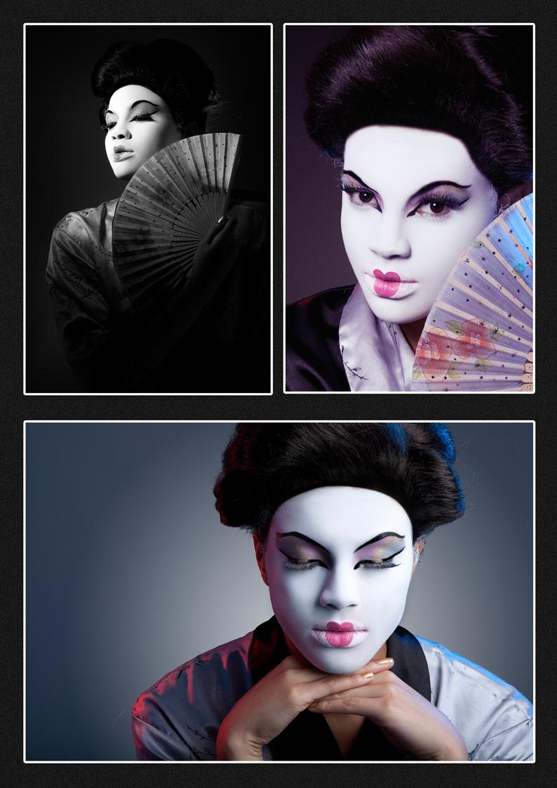 Male model photo shoot of N McDowell Retouching in James street studio - Salford