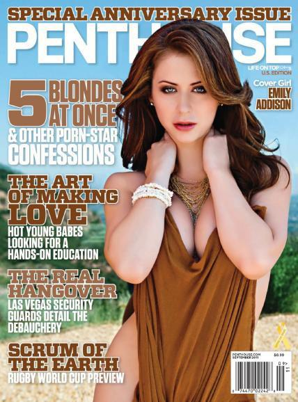 CA Jan 28, 2012 Penthouse/ Penthouse Pet September 2011