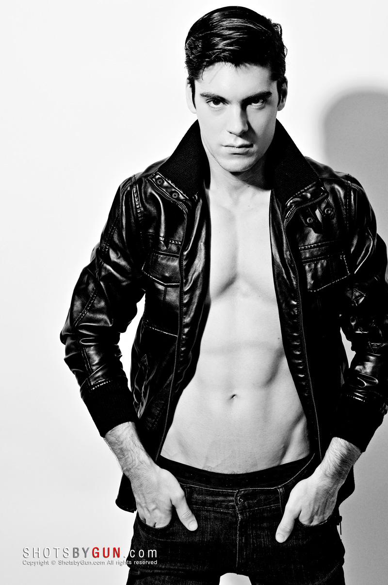Male model photo shoot of Malcolm McPherson by ShotsbyGun