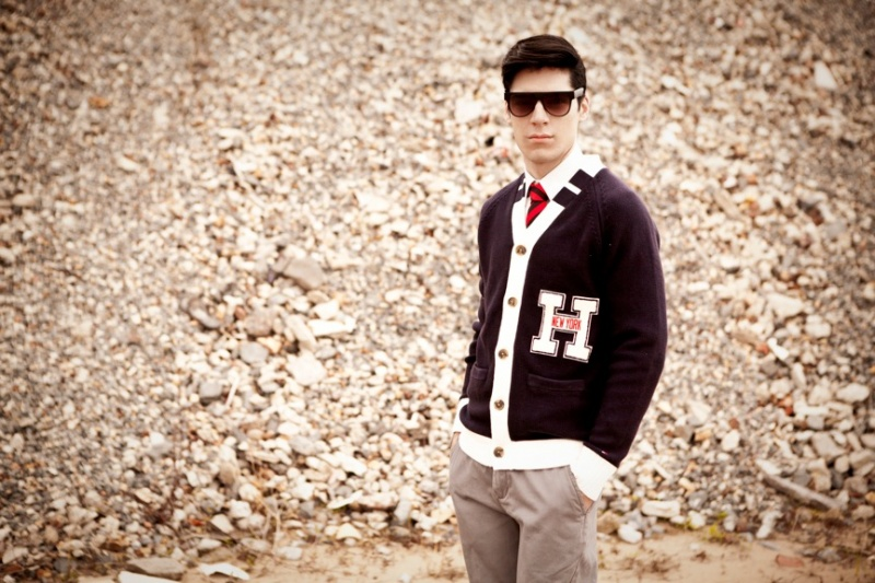 Male model photo shoot of Malcolm McPherson
