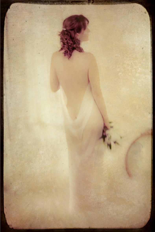 Female model photo shoot of Peggy McHale Joseph in Cincinnati
