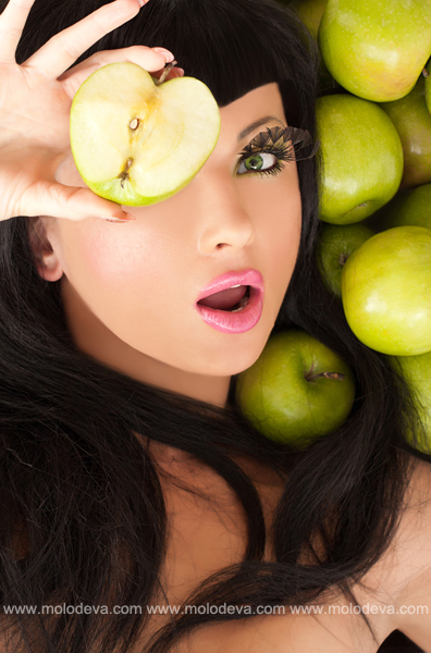 Female model photo shoot of Julia Molodeva in Sydney