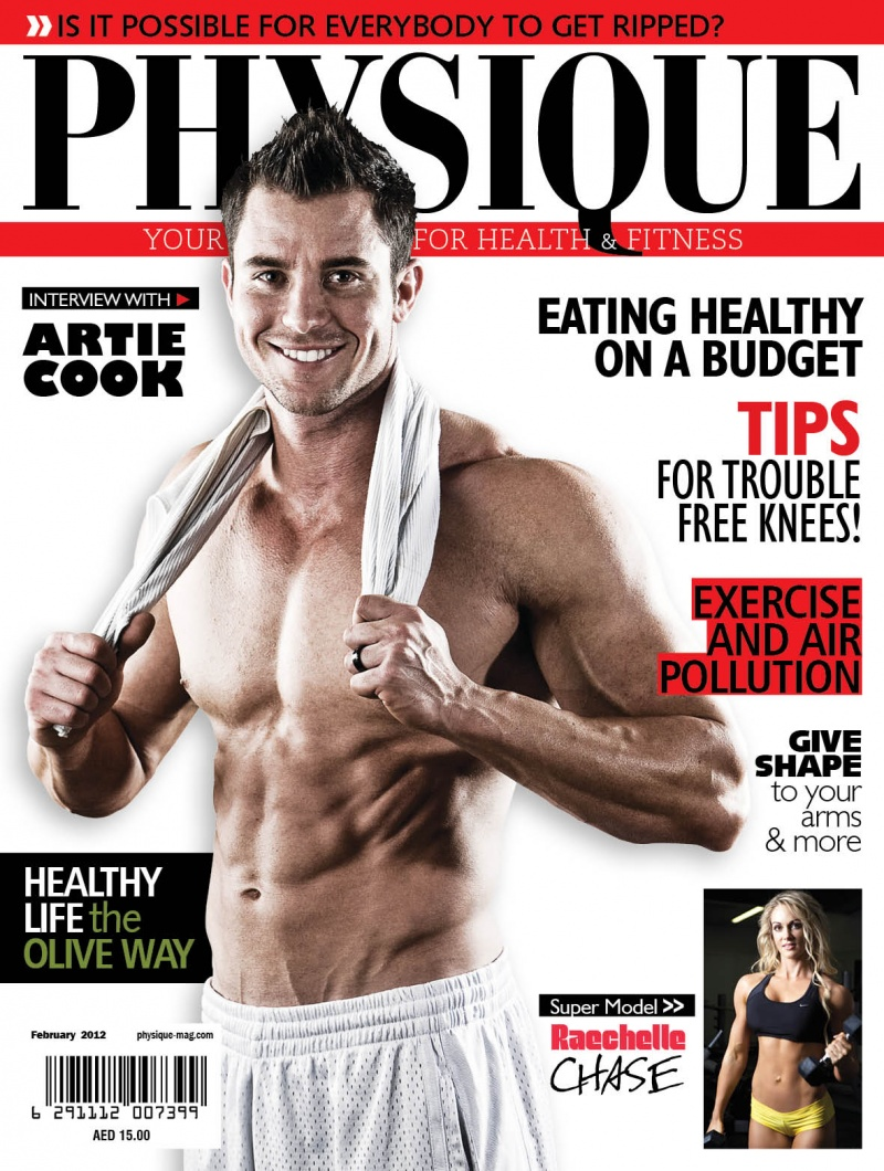 Feb 01, 2012 JP 2012 Physique Magazine | February 2012