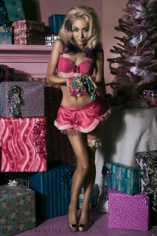 Feb 01, 2012 Christmas shoot with Tabatha Jacobs