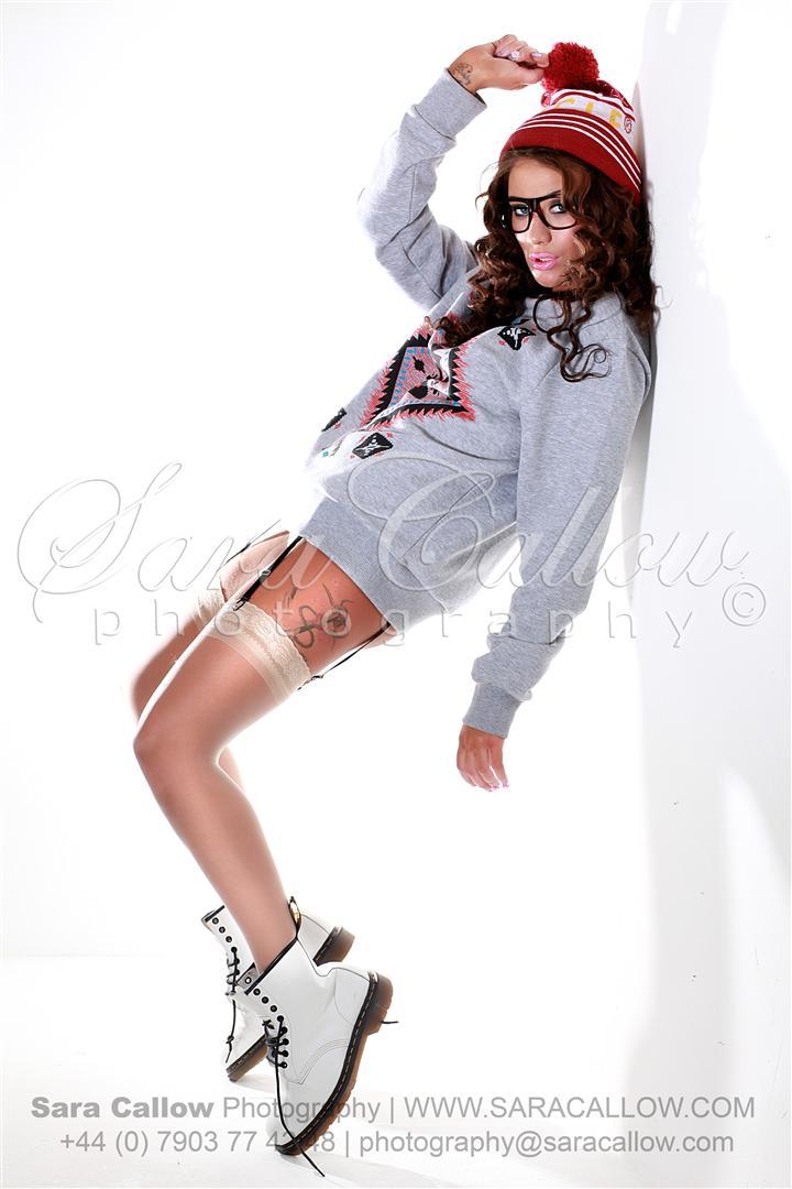 Portland Studios Feb 02, 2012 Sara Callow Photography MISS HOLT!!
