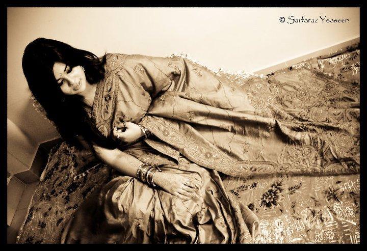 Female model photo shoot of shalini sweet