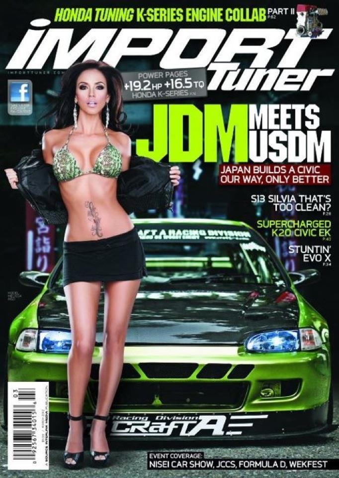 Feb 03, 2012 Import Tuner cover 2012