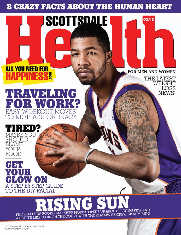 Feb 03, 2012 JP 2012 Scottsdale Health - February 2012