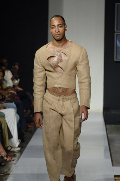 Kingston, Jamaica Feb 03, 2012 Caribbean Fashion Week 2006