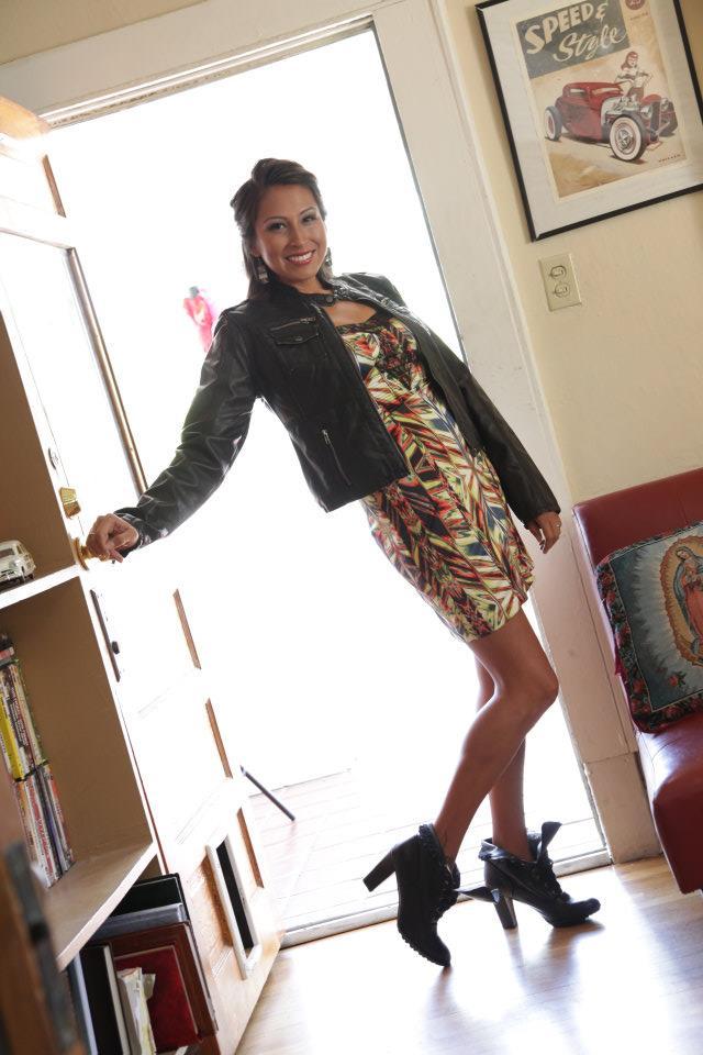 Albuquerque, NM Feb 03, 2012 Honey Im home!!  Varsity blues  Photographer: Marco Patino  Hair/MUA: Lucy Garica