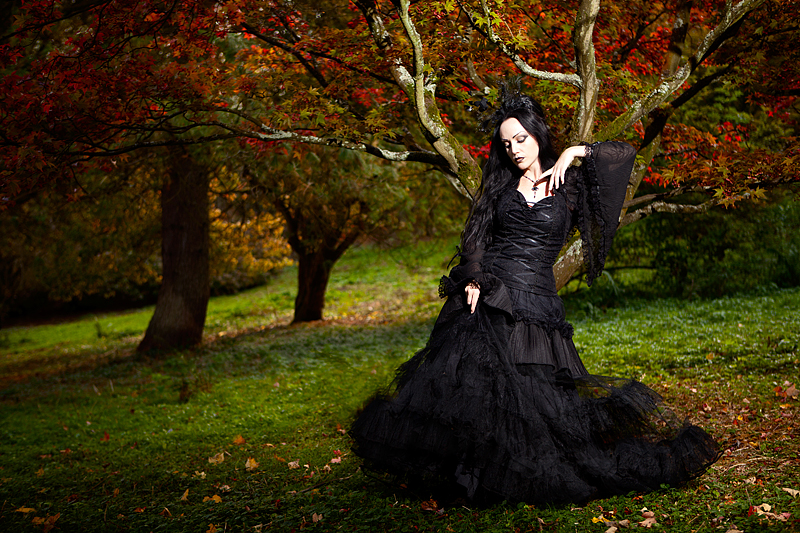 Male and Female model photo shoot of The Alternative Image  and Lady Amaranth