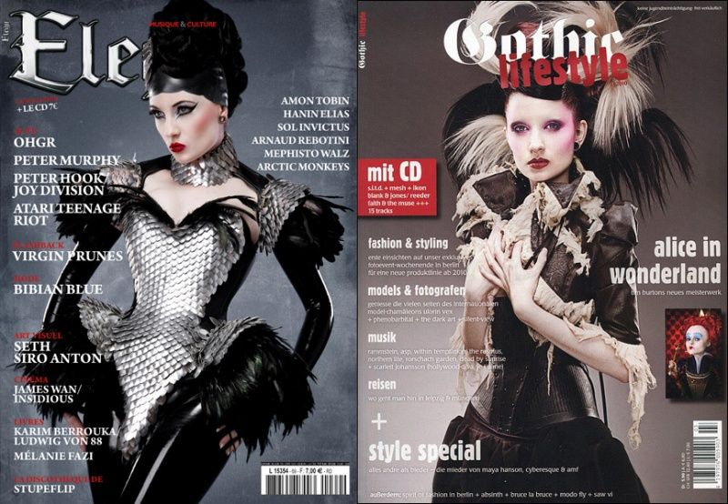 Feb 04, 2012 allan amato Covers,  Mua Bea Sweet, Hair Kim Roy