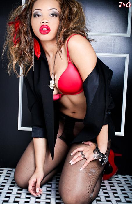 Las Vegas, NV 2011 Feb 05, 2012 J&G Model: Sade Mone, MUA: Painted Gypsy
