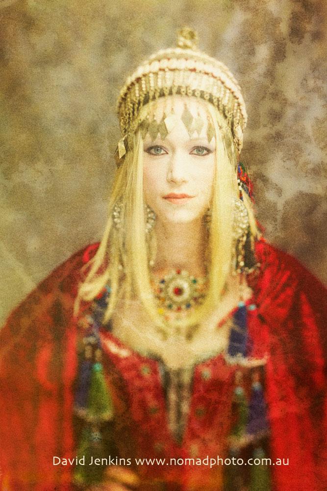 Studio - Sydney Feb 06, 2012 David Jenkins Nat Asia - The Goddesses of Shangri-La