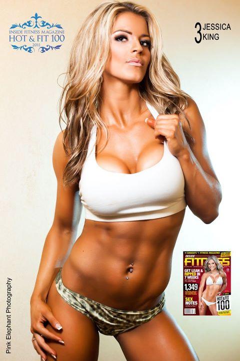 Toronto Feb 07, 2012 Pink Elephant Photography Inside Fitness Magazine - HOT&FIT 100