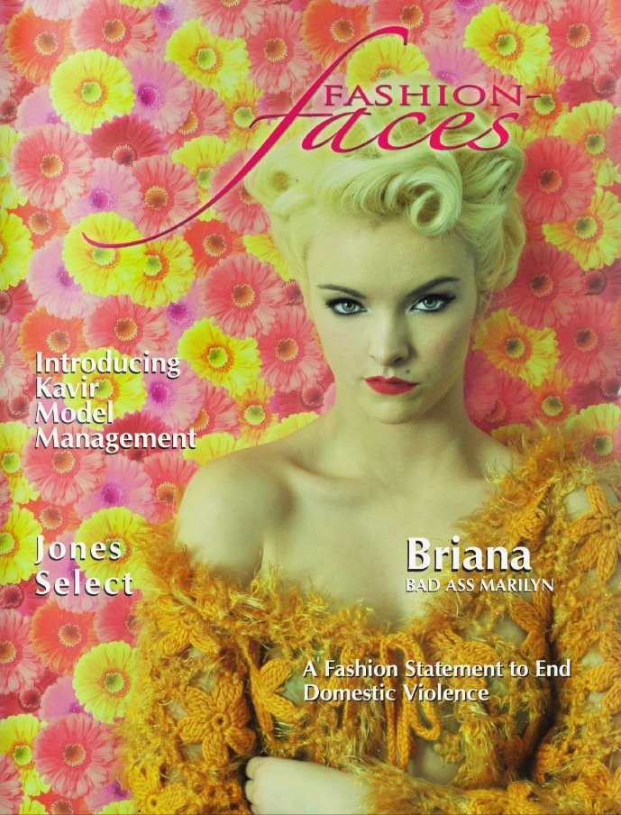 Feb 07, 2012 Jo Lance Cover for Fashion Faces Magazine http://fashion-faces.com/