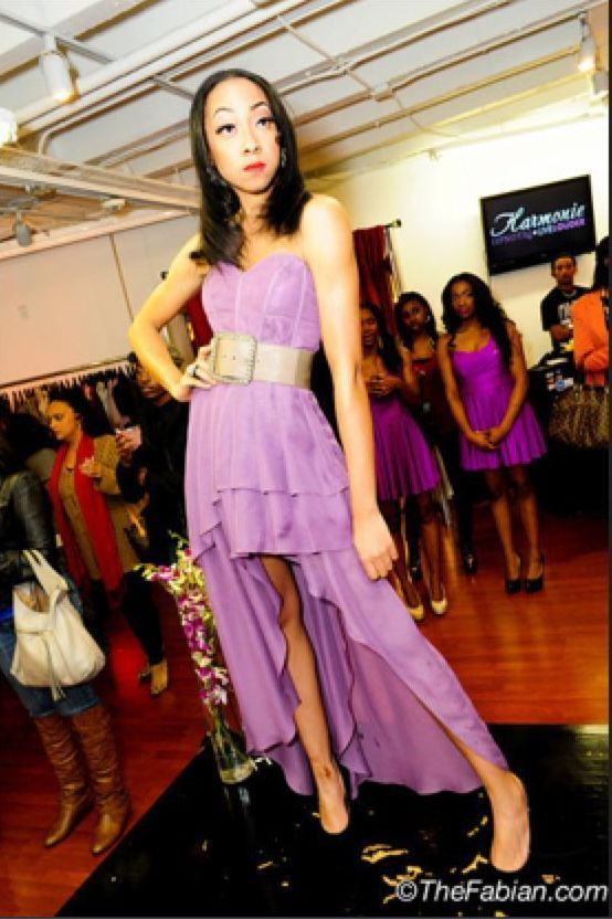 Female model photo shoot of Deana Rose in Atlanta forever young store