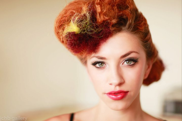 Female model photo shoot of -Bri-