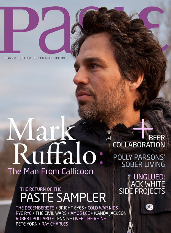Feb 10, 2012 Mark Ruffalo Cover
