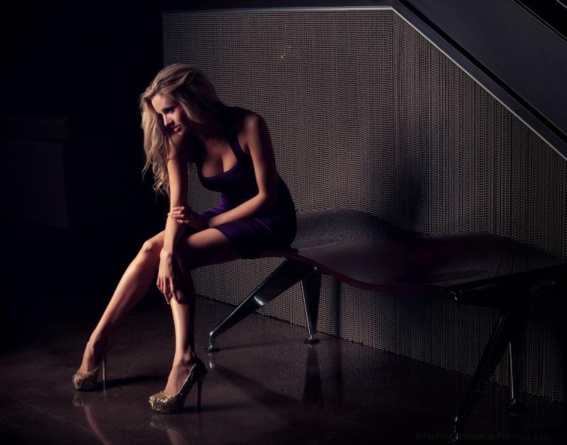 Female model photo shoot of Faith Fashion andPhotos, makeup by A-Line Creative