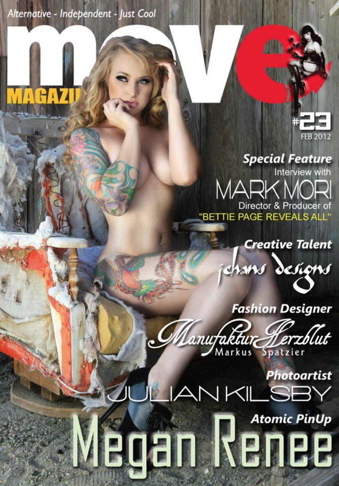 Lucern Valley Ca Feb 11, 2012 Isaac Madera Fine Art Photography Move Magazine Issue #23