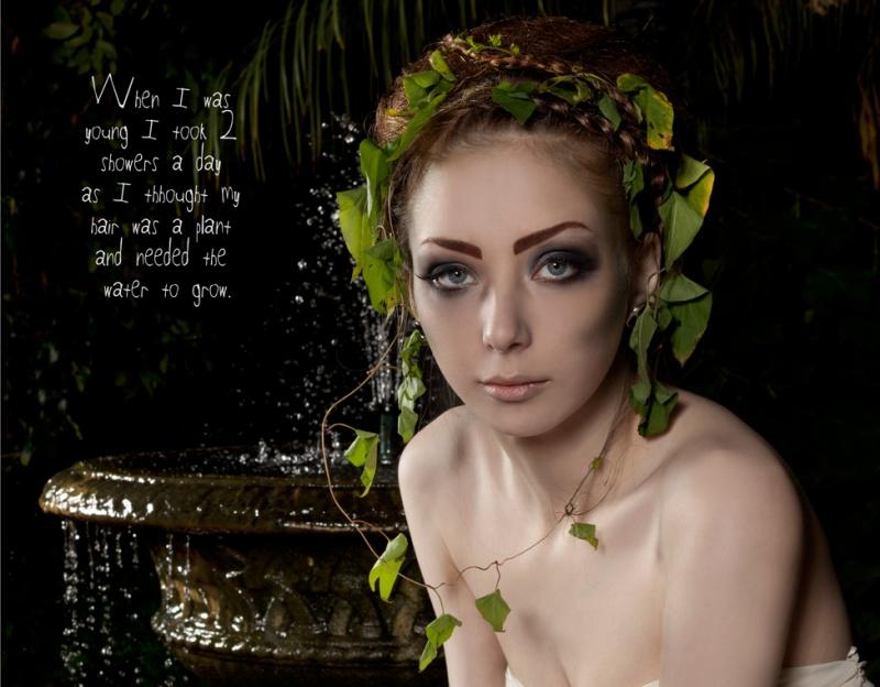 Female model photo shoot of Victoria-Anna