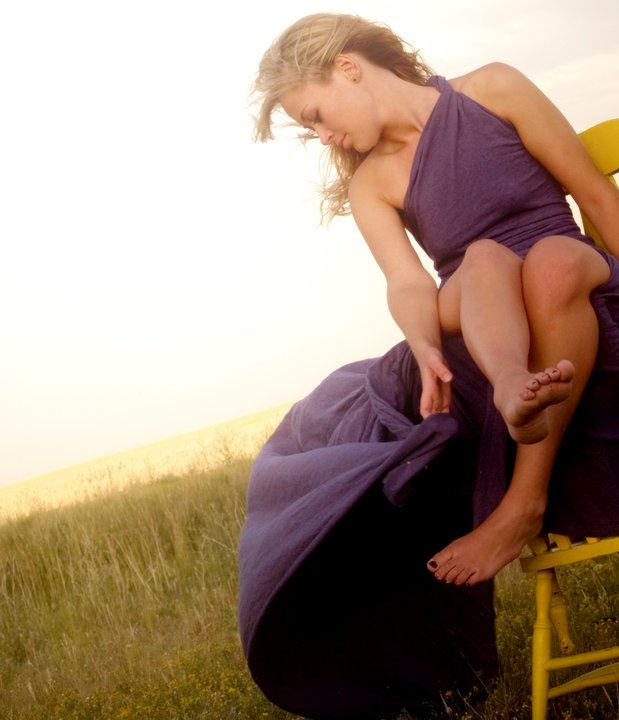 Female model photo shoot of Sadiebug89 in Colorado