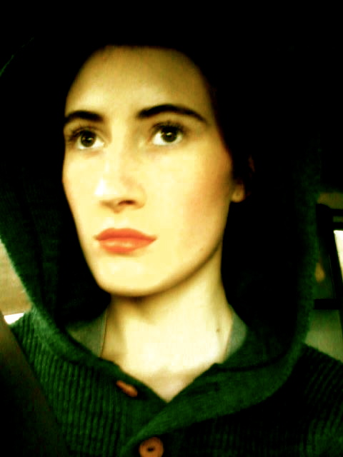 Female model photo shoot of Mae Eden