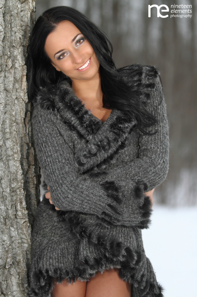 Female model photo shoot of Sanja  by nineteen elements