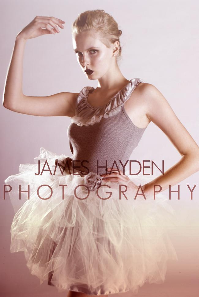 Feb 14, 2012 James Hayden Photography Kendal Elder wearing Helene Hawthorne