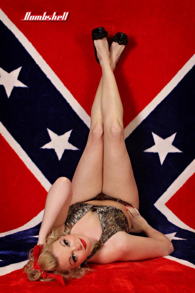 Female model photo shoot of Miss Abbie Model in Bombshell Photography
