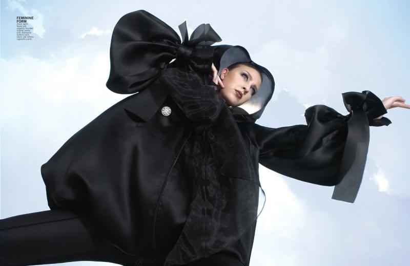 Female model photo shoot of AriannaK in New York