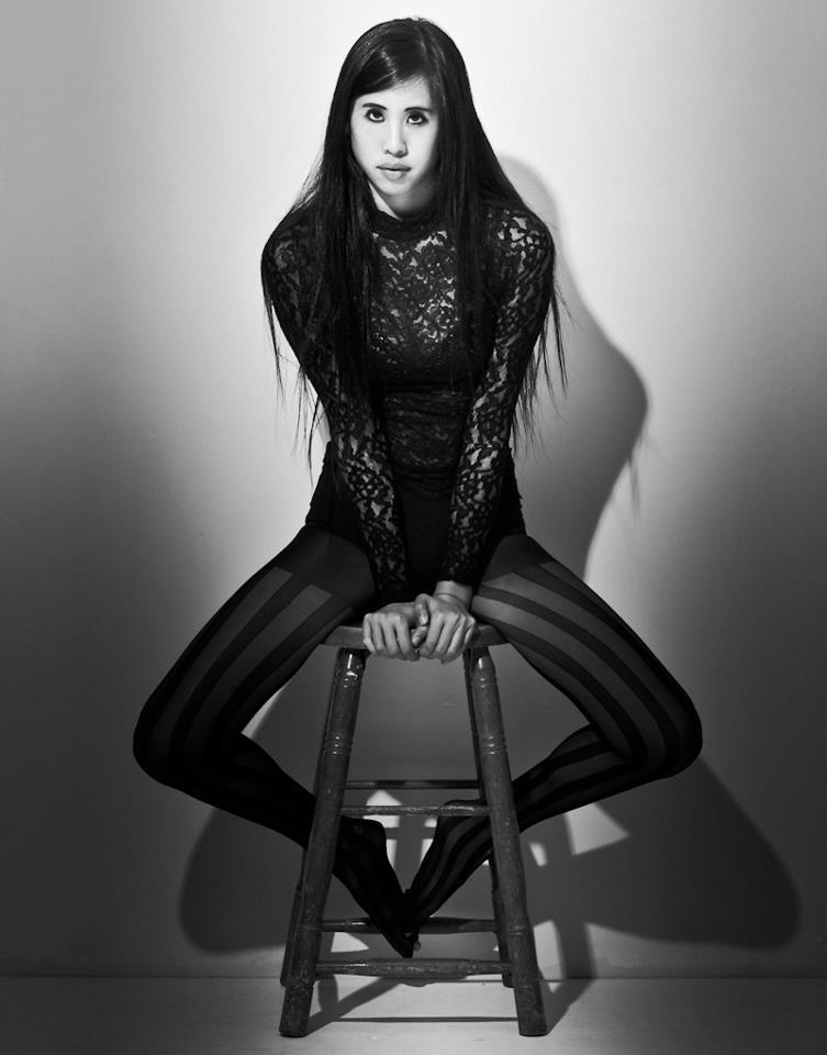 Female model photo shoot of Twiggy Tallulah by JOHNYQ