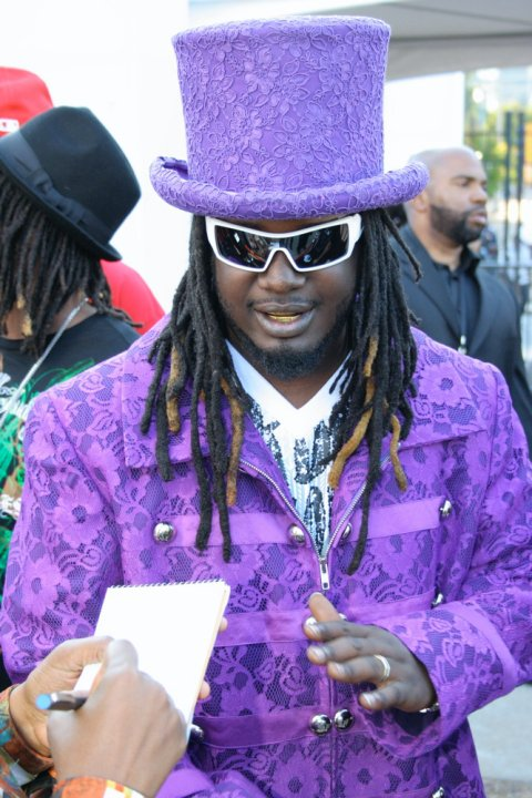 Atlanta Feb 17, 2012 2009GOTHICFILM T-Pain BET Hiphop Awards