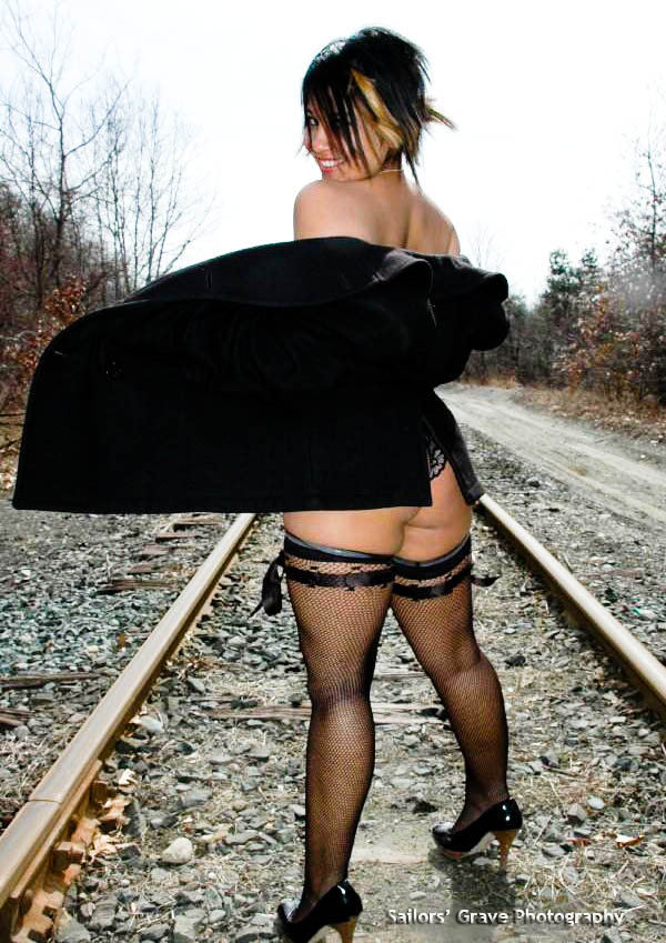 Feb 17, 2012 Railroad track shoot