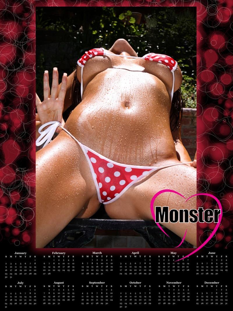 Antioch, CA Feb 18, 2012 Monster Photography Playboys Logan Brooke