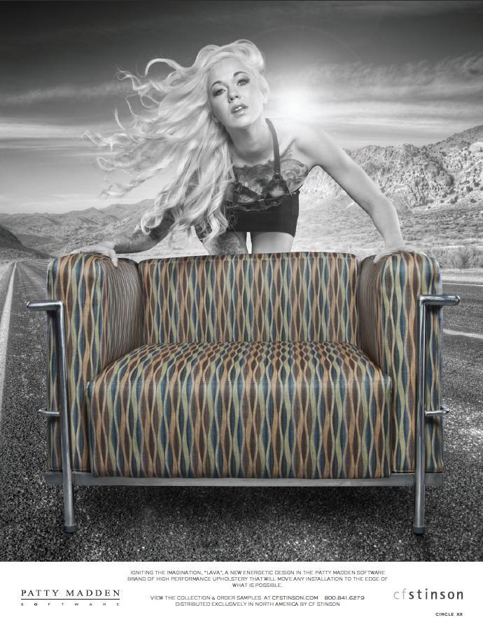 Feb 18, 2012 Interior Design Magazine for Patty Madden Designs