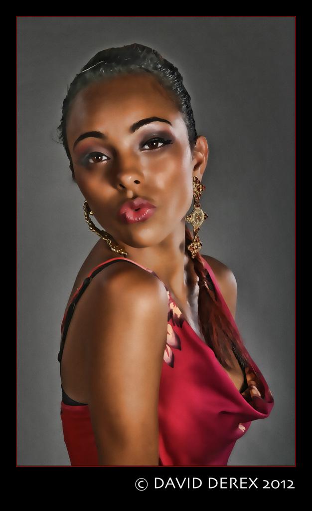 New York Metro Feb 18, 2012 David Derex model:  Latifah, hair stylist:  Melanie M.