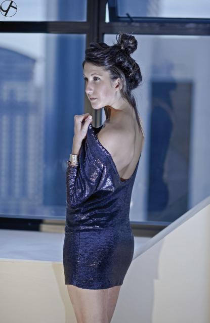Female model photo shoot of Raphaelle Antoun in Denver, CO