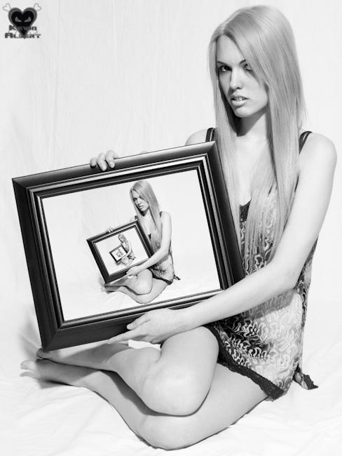 Male and Female model photo shoot of Kevin Albert and Elana Wrobel