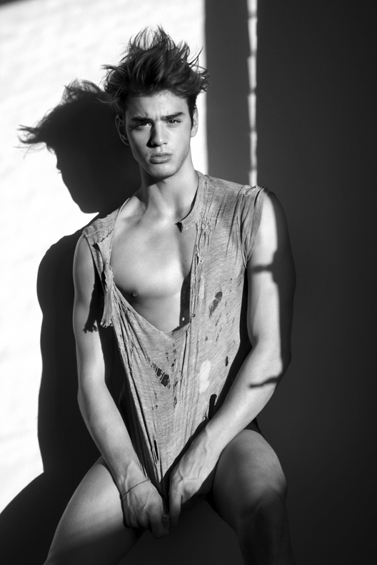 Hollywood Feb 20, 2012 Bullet Apparel Scott Gardner for Coitus Magazine