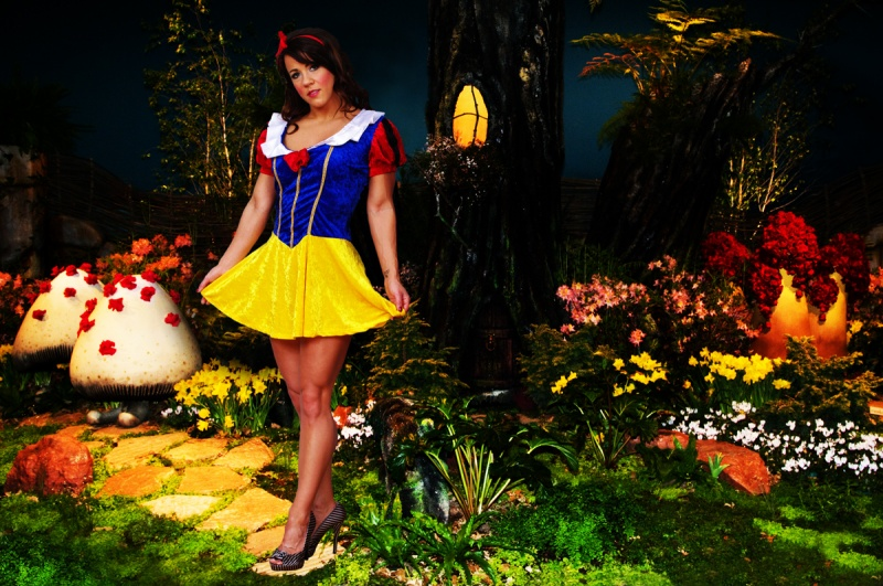 Enchanted  Forest Feb 20, 2012 Peter Zarnoti Snow White