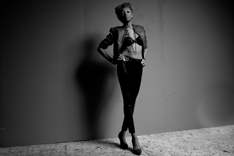 Female model photo shoot of Kimberly Kidd by Zinc Photography in Philly