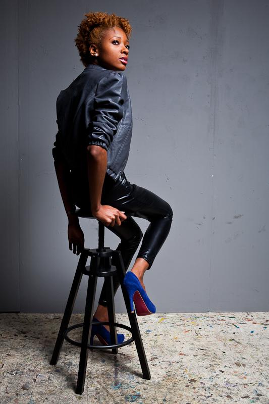 Female model photo shoot of Kimberly Kidd by Zinc Photography